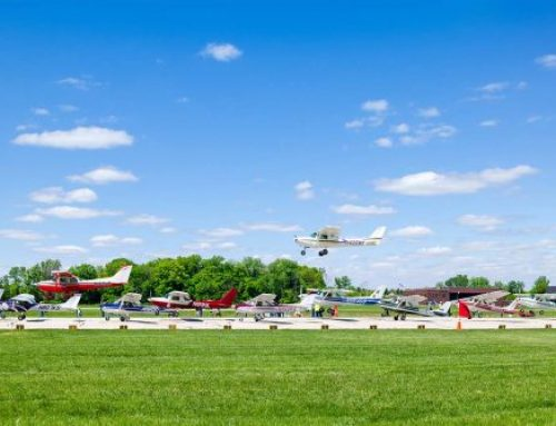 National Intercollegiate Flight Association SAFECON flight competition coming to EAA, Wittman Regional Airport in 2020